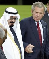 Bush_saudi