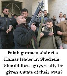 Fatah_kidnaps_hamas_leader_in_shechem